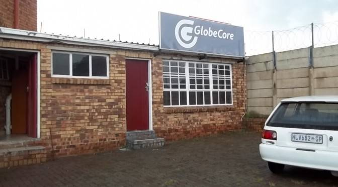 GlobeCore opened service center in South Africa