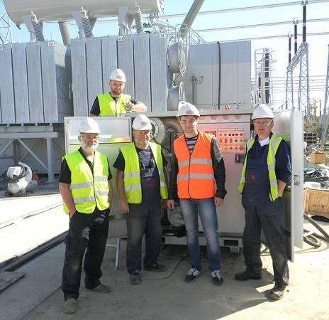 Collaboration with Polish Transformer Producers has been Renewed