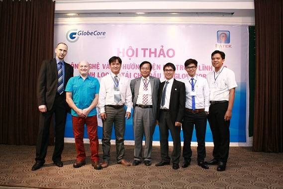 GlobeCore was a Co-organizer of a Conference Held in Vietnam