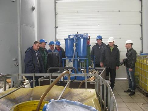 GlobeCore Representatives Inspected Equipment  Operated at the Hydroelectric Power Station