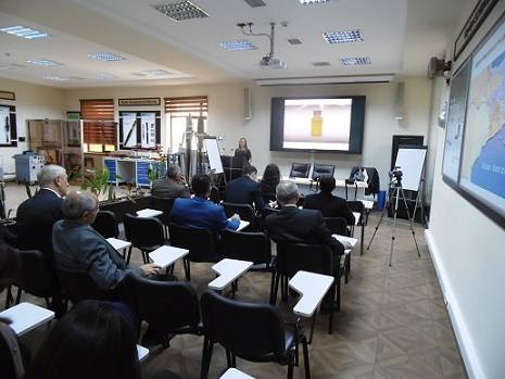 Equipment Presentations in Azerbaijan